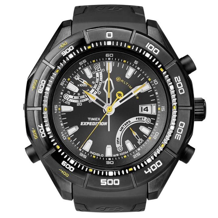Timex Expedition E-Altimeter T49795 IQ Serie
