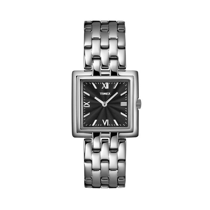 Timex Women Style T2M999 Klassische Schmuckuhr