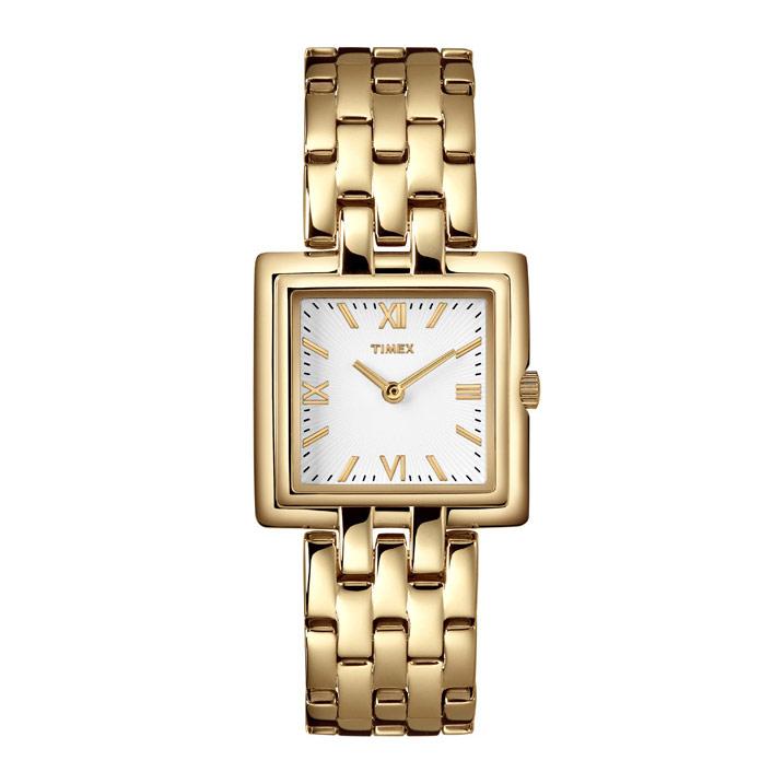 Timex Women Style T2N003 Klassische Schmuckuhr