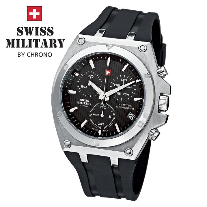 Swiss Military by Chrono Herrenuhr SM34021.03 Chronograph