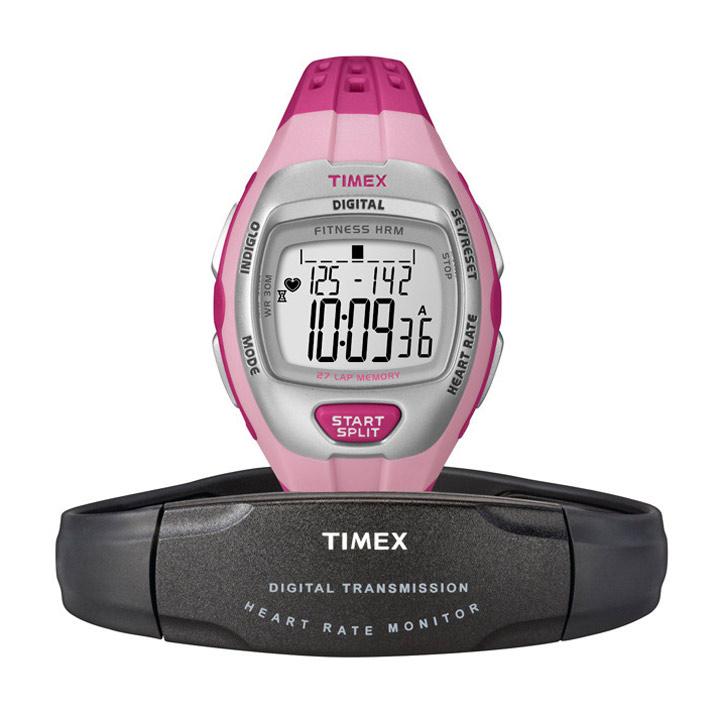 Timex Ironman Zone Trainer T5K628 Pulsmesser Chronograph