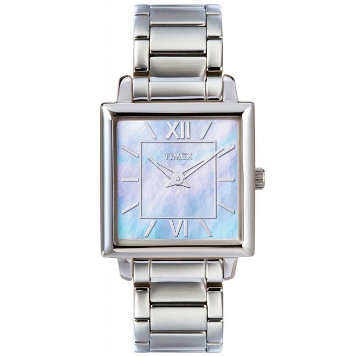 Timex Women Style T2M830 Elegant Square