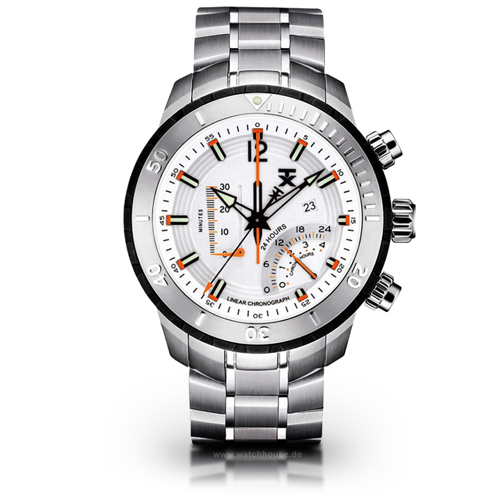 Timex TX 800 Serie Linear Chronograph T3C305 Herrenuhr