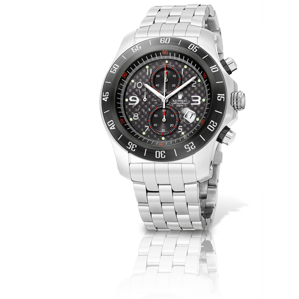 Astboerg Avantgarde Herrenuhr AT1022C Chronograph