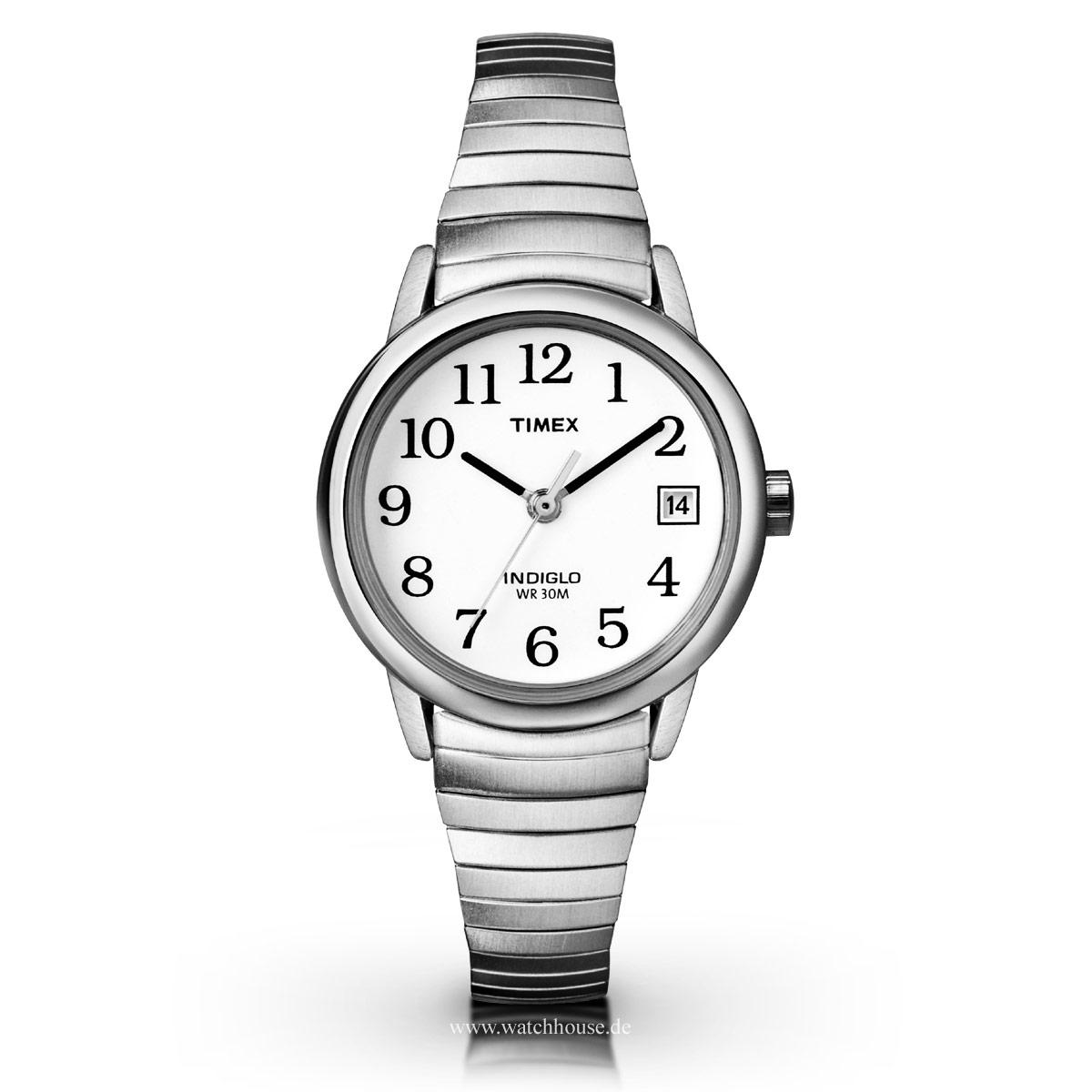 Timex Partneruhr T2H371 Damenuhr