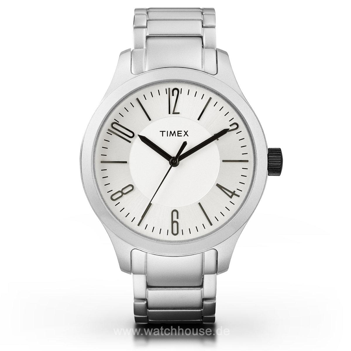 Timex Aluminium Colors T2P106 Damen Armbanduhr