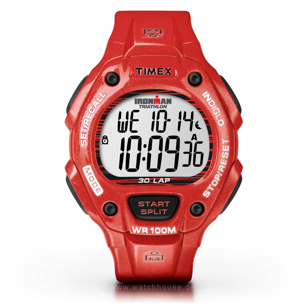 Timex Ironman 30 Lap T5K686 Sport Chronograph Unisex