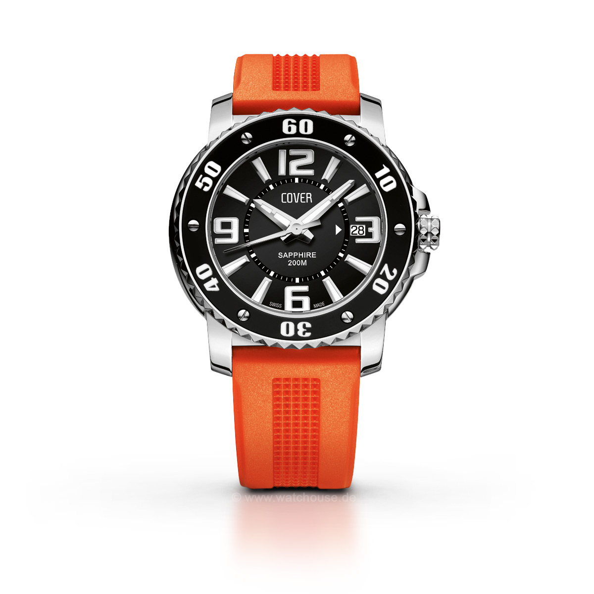COVER Diver Co145.04 Herrenuhr