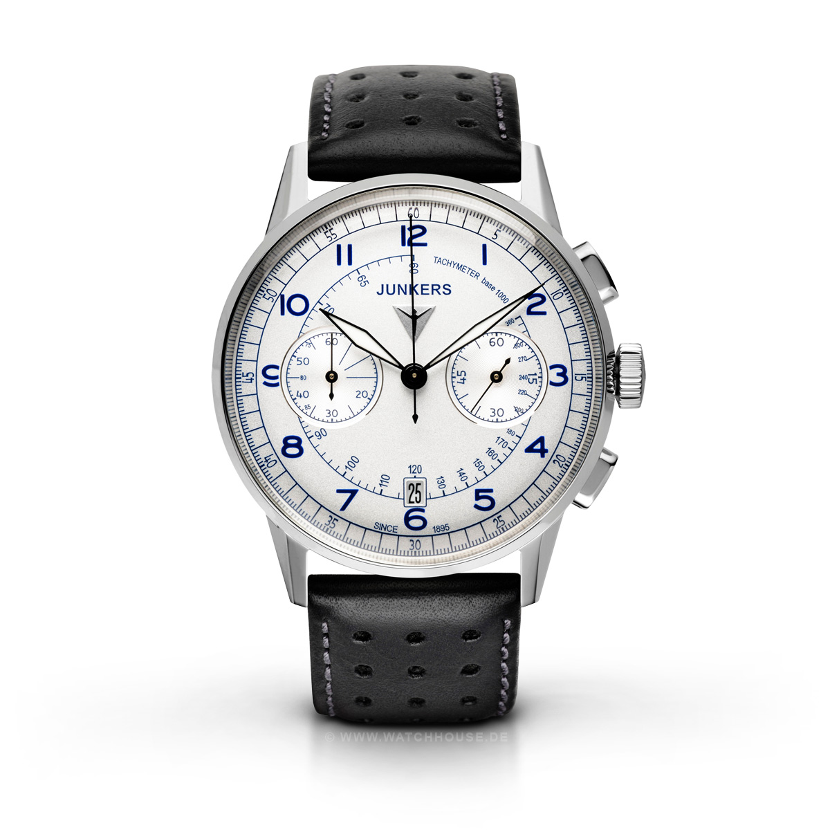 Junkers G38 6970-3 Herren Chronograph