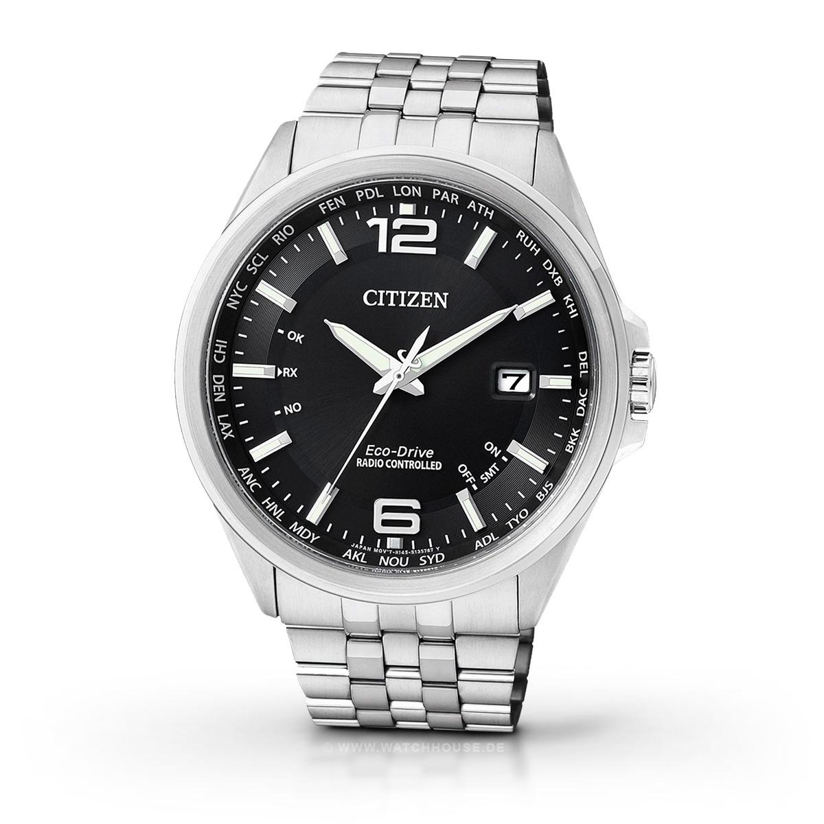Citizen Promaster Land CB0010-88E Funkuhr mit Weltzeit