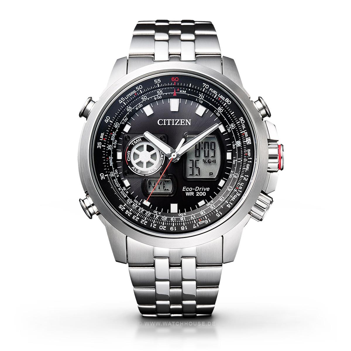 Citizen Promaster Sky JZ1060-50E Herren Chronograph
