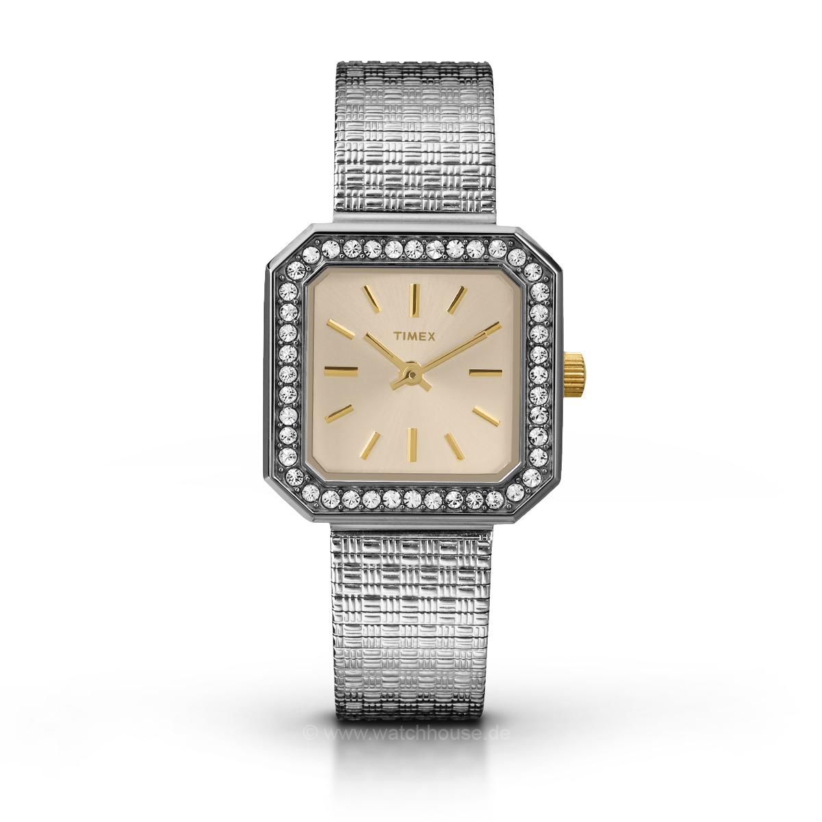 Timex Classic T2P552 Starlight Collection Damenuhr