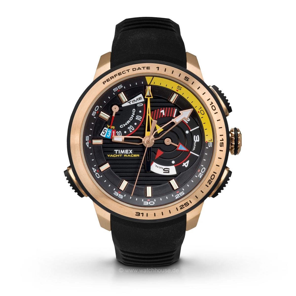 Timex Intelligent Quartz Yacht Racer TW2P44400 Herren Armbanduhr