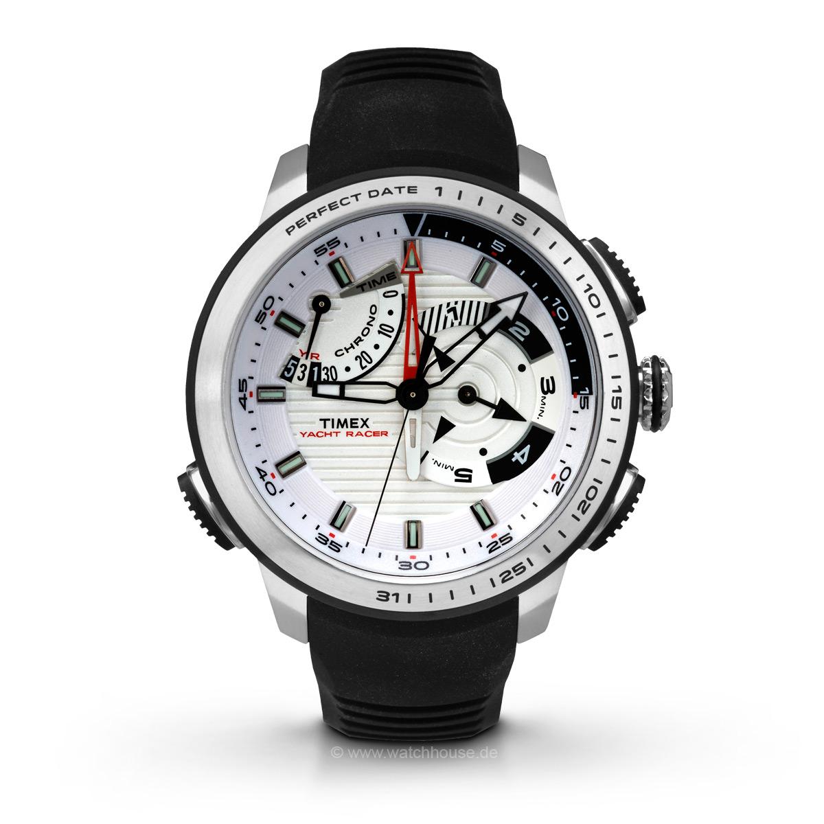 Timex Intelligent Quartz Yacht Racer TW2P44600 Herren Armbanduhr