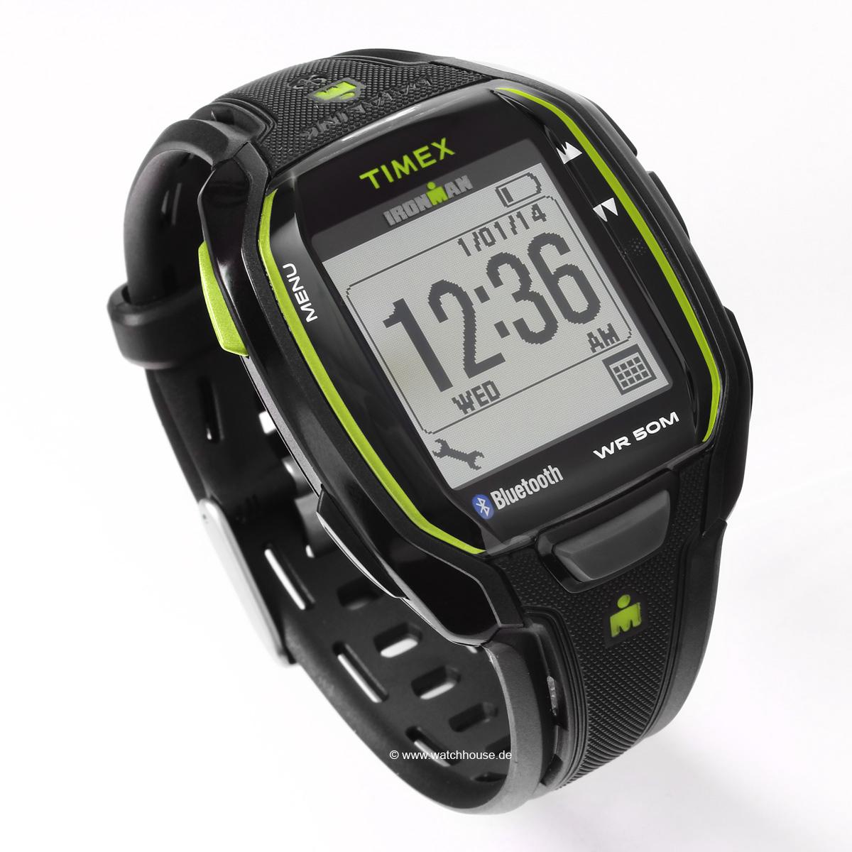 Timex Ironman Run x50 Sportchronograph TW5K84500 Smart Watch