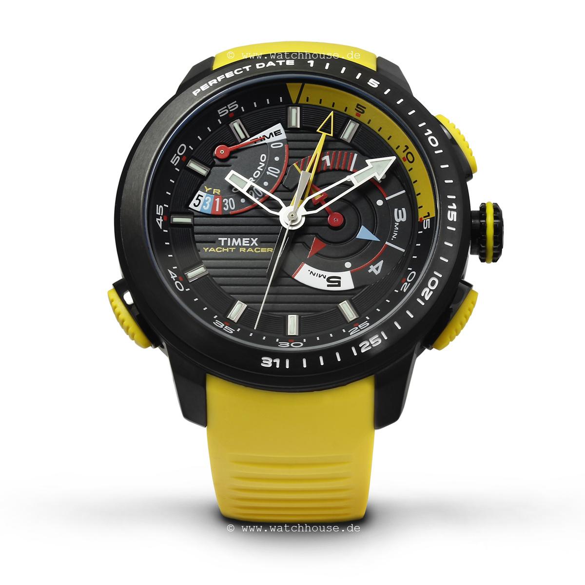 Timex Intelligent Quartz Yacht Racer TW2P44500 Herren Armbanduhr