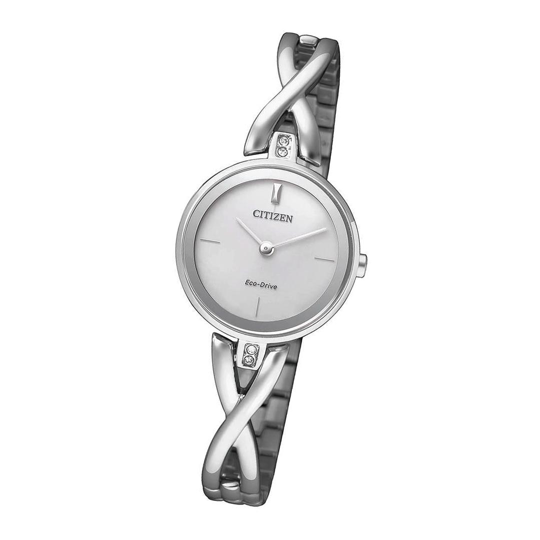 Citizen Elegant EX1420-84A Damen Armbanduhr Eco Drive