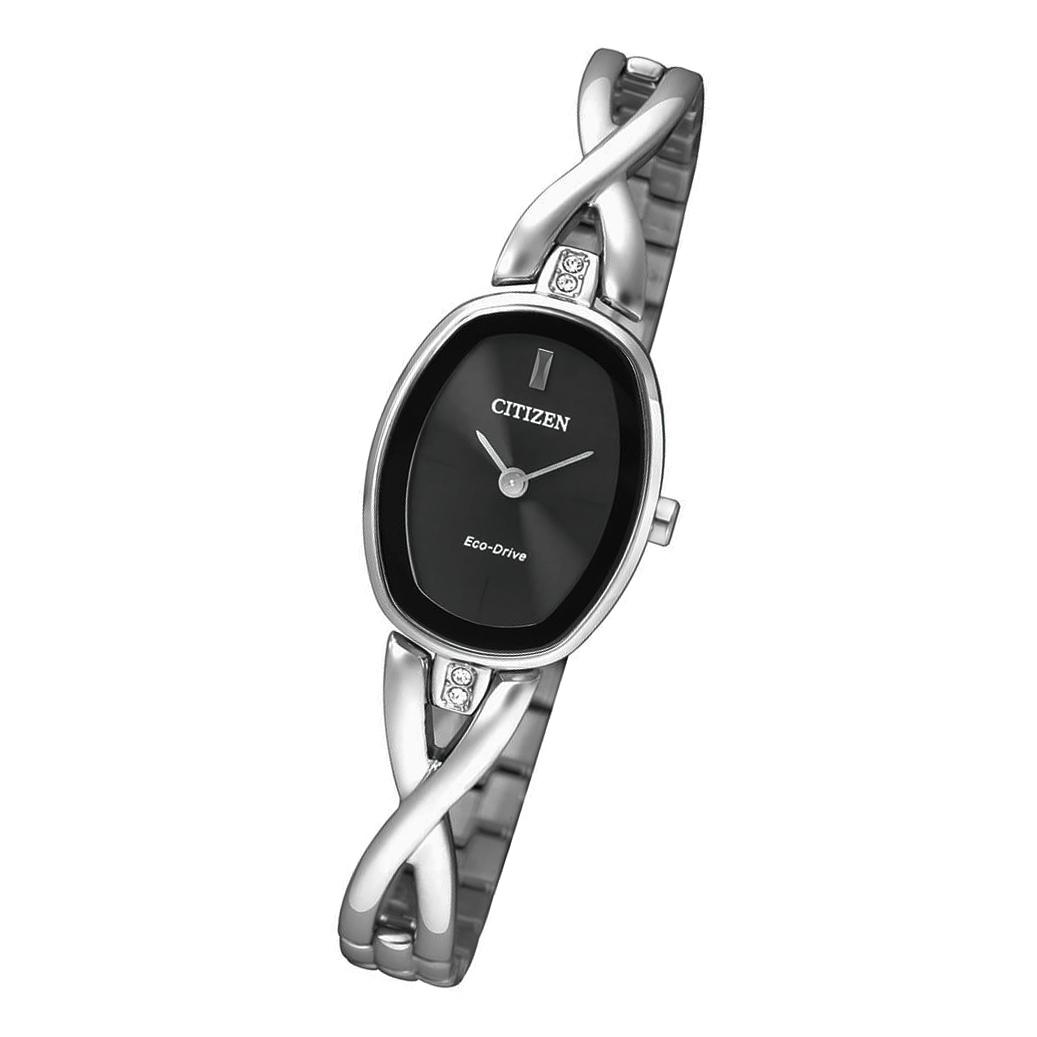 Citizen Elegant EX1410-88E Damen Armbanduhr Eco Drive