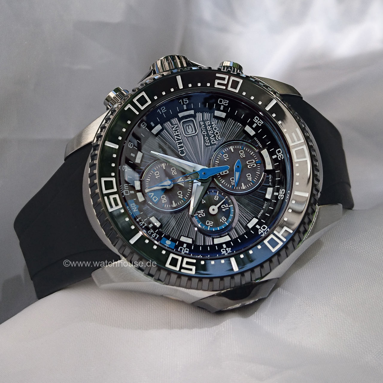 Citizen Promaster Sea Aqualand BJ2111-08E Taucheruhr