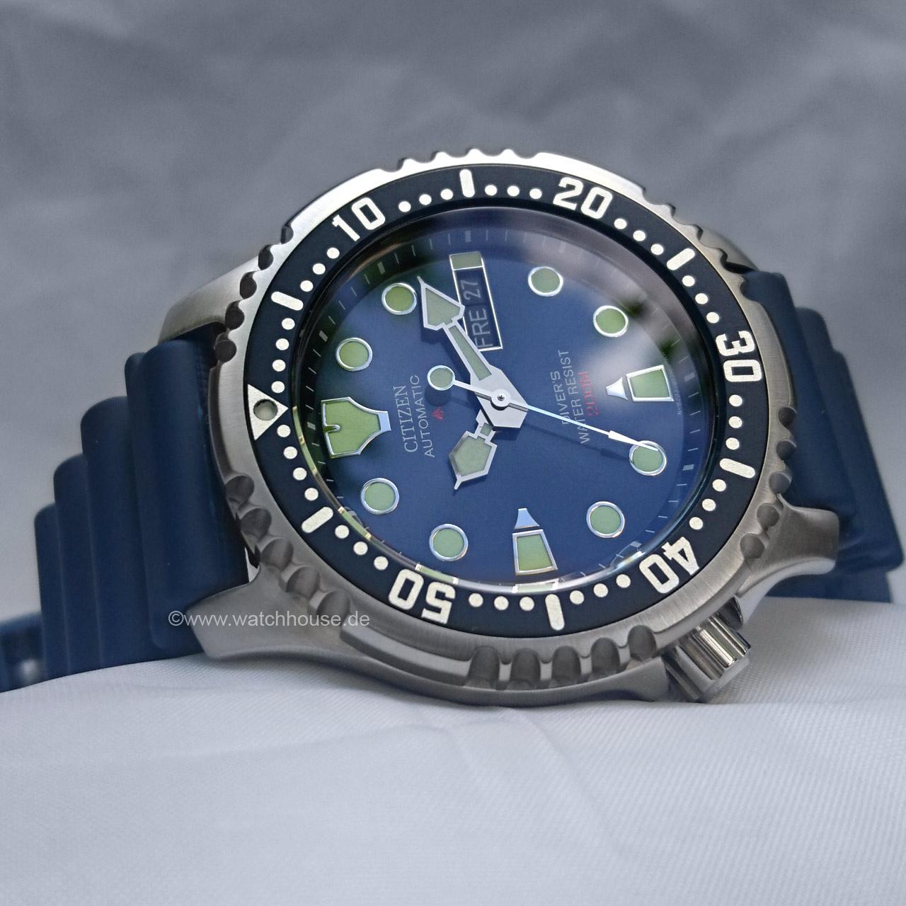 Citizen Promaster Sea Air Divers NY0040-17LE Automatikuhr