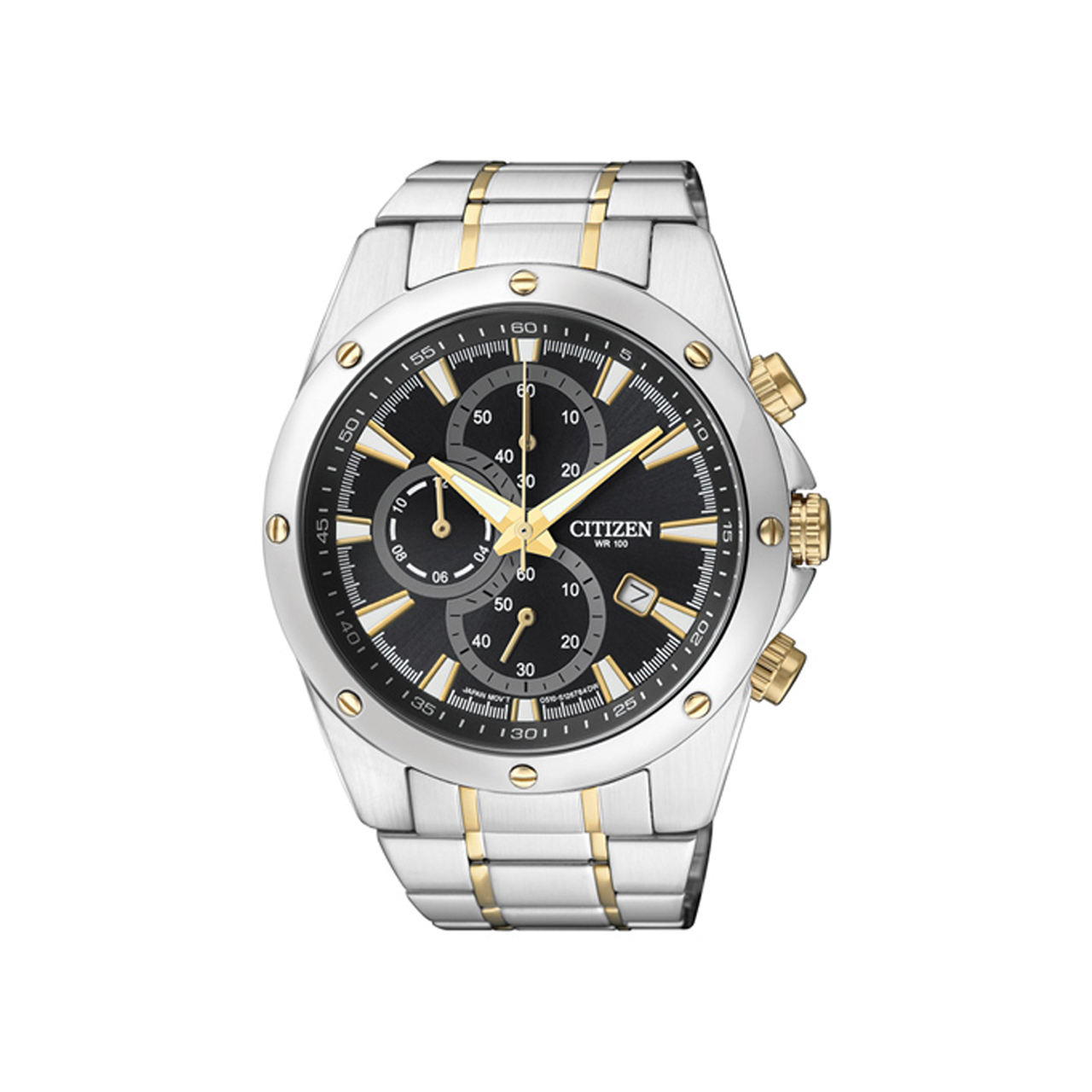 Citizen Basic - Basic Chrono AN3534-51E Bicolor