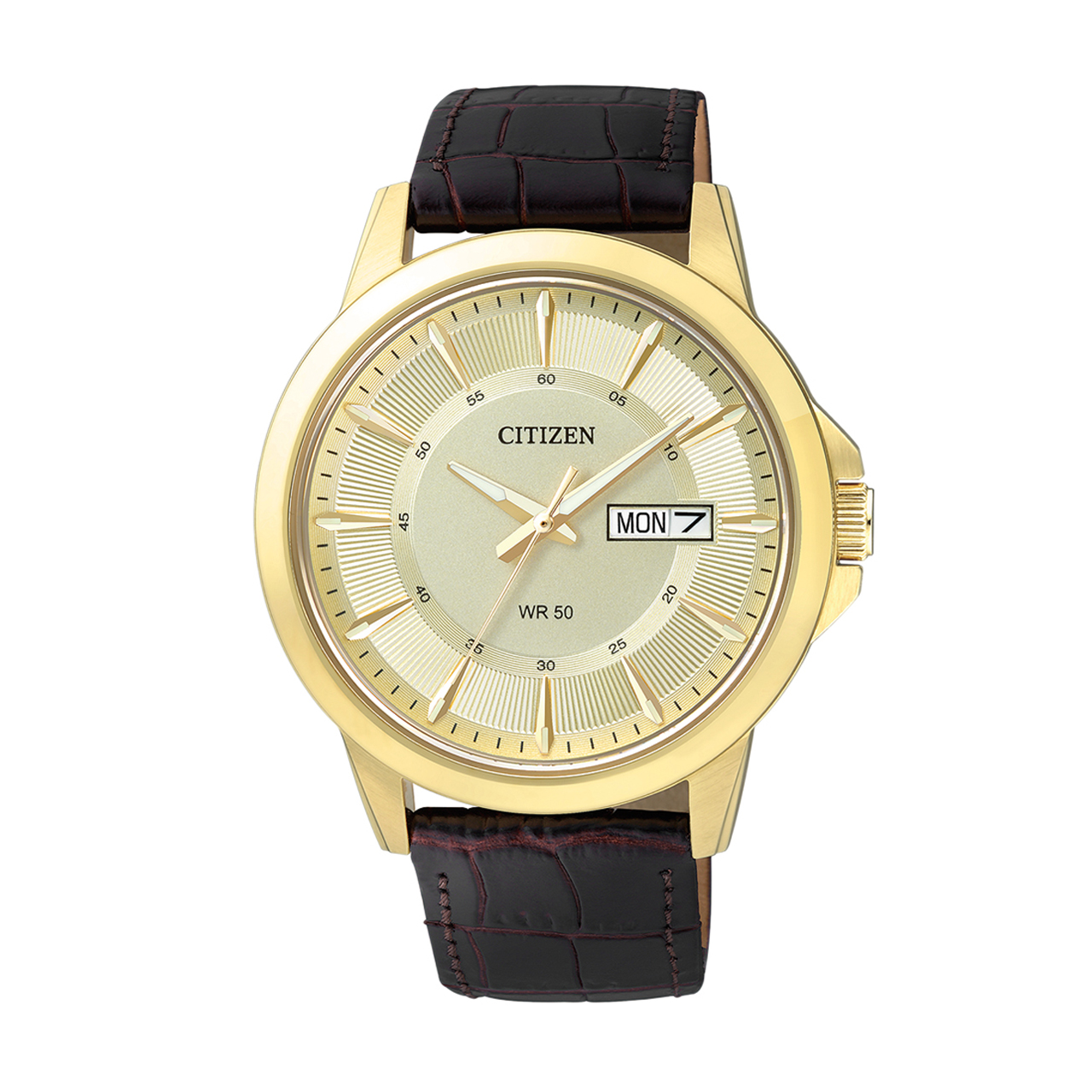 Citizen Basic Herren Armbanduhr BF2013-05PE