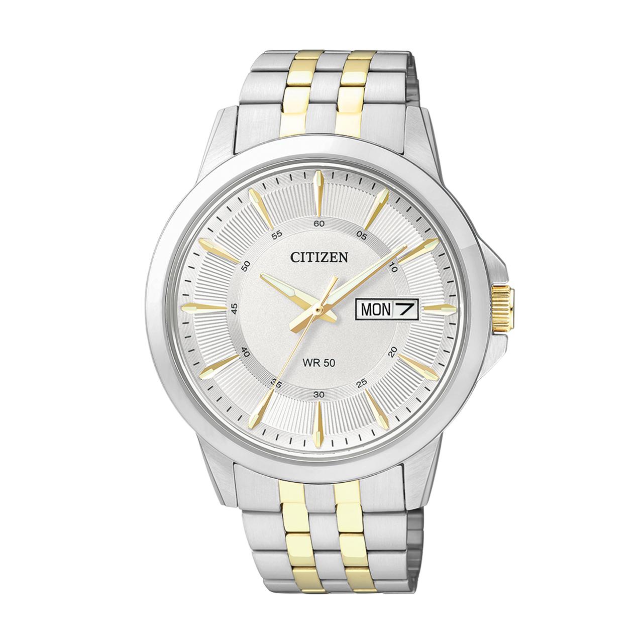 Citizen Basic Bicolor Uhr für Herren BF2018-52AE