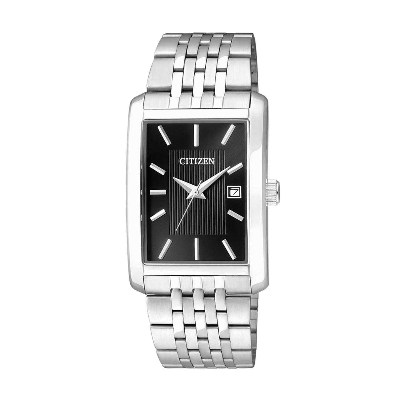 Citizen Basic stilvolle Herren Armbanduhr BH1671-55E