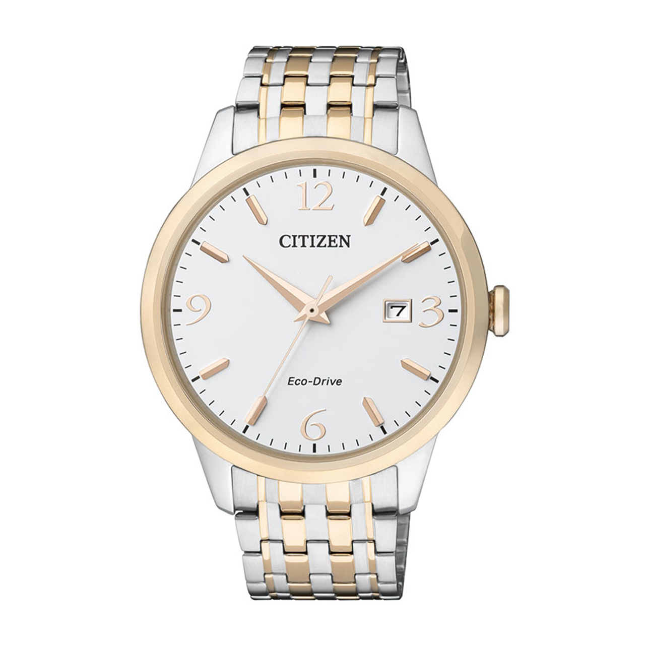 Citizen Elegant Bicolor Herrenuhr BM7304-59A