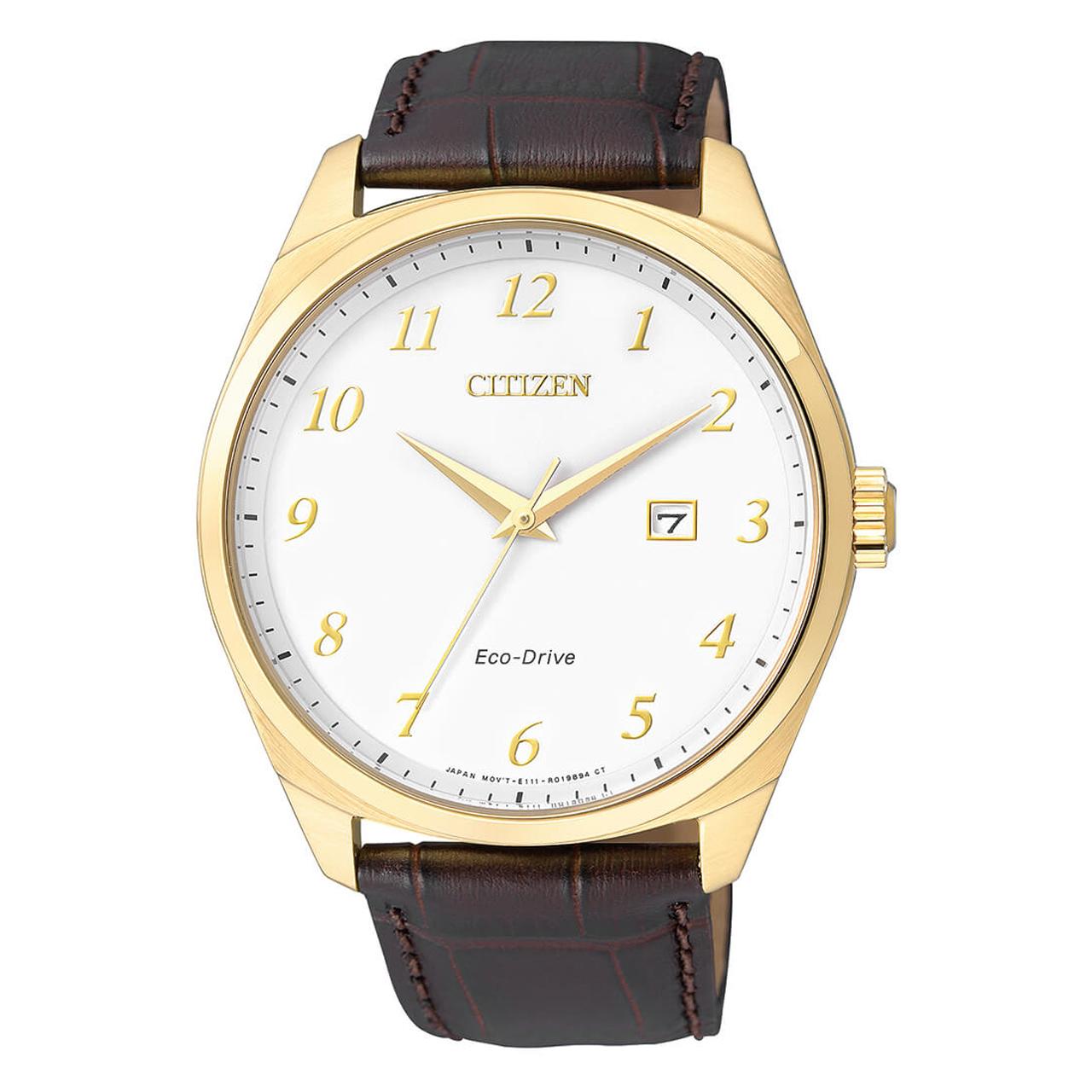 Citizen Elegant Herrenuhr mit arabischem Index BM7322-06A