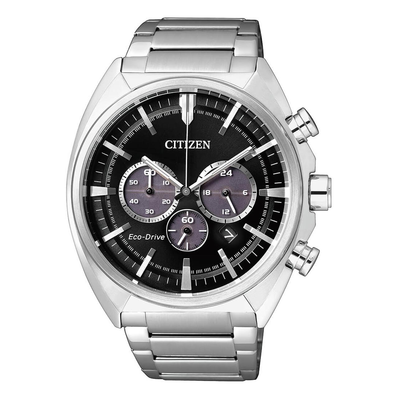 Citizen Elegant massiver Herren Chrono CA4280-53E