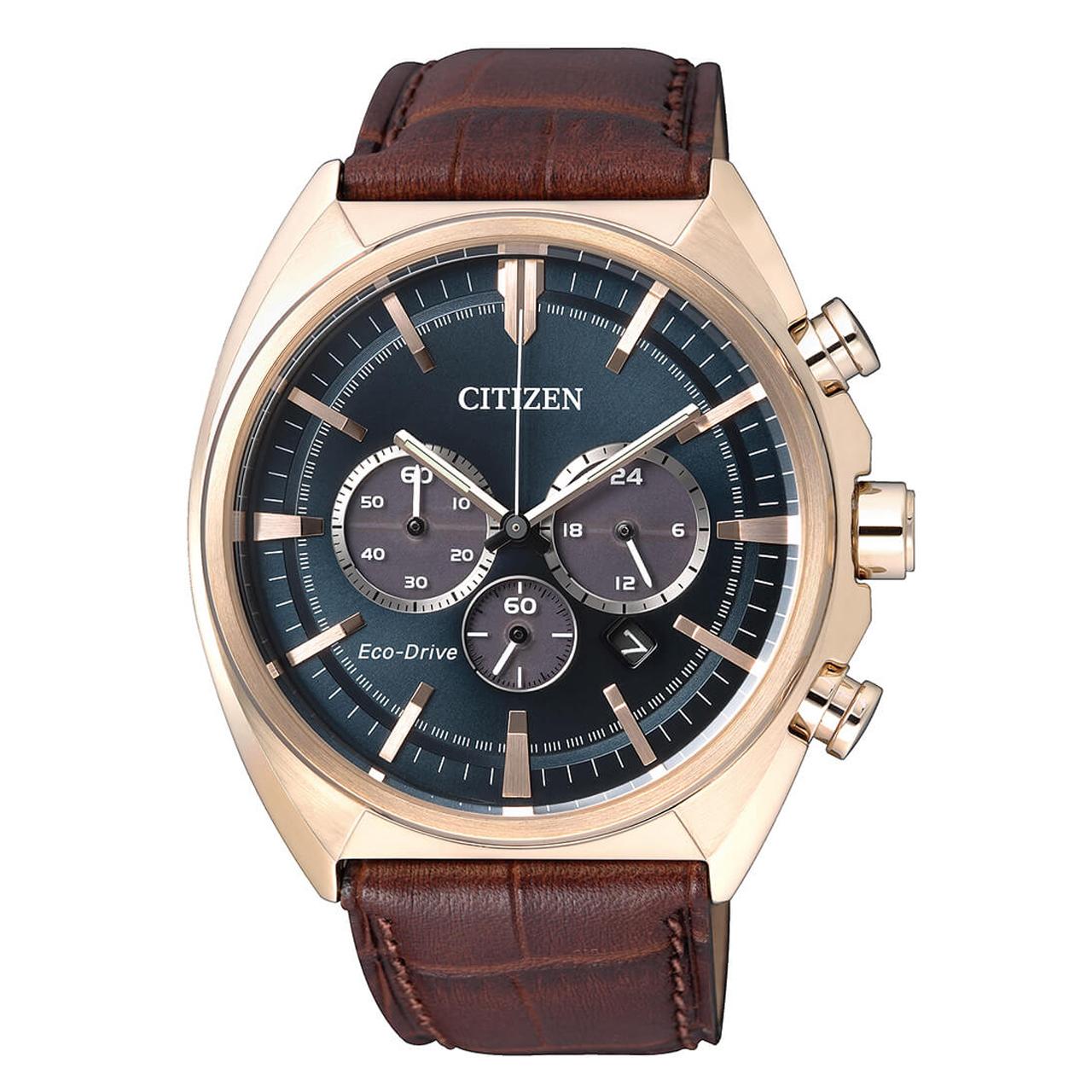 Citizen Elegant klassischer Chrono CA4283-04L