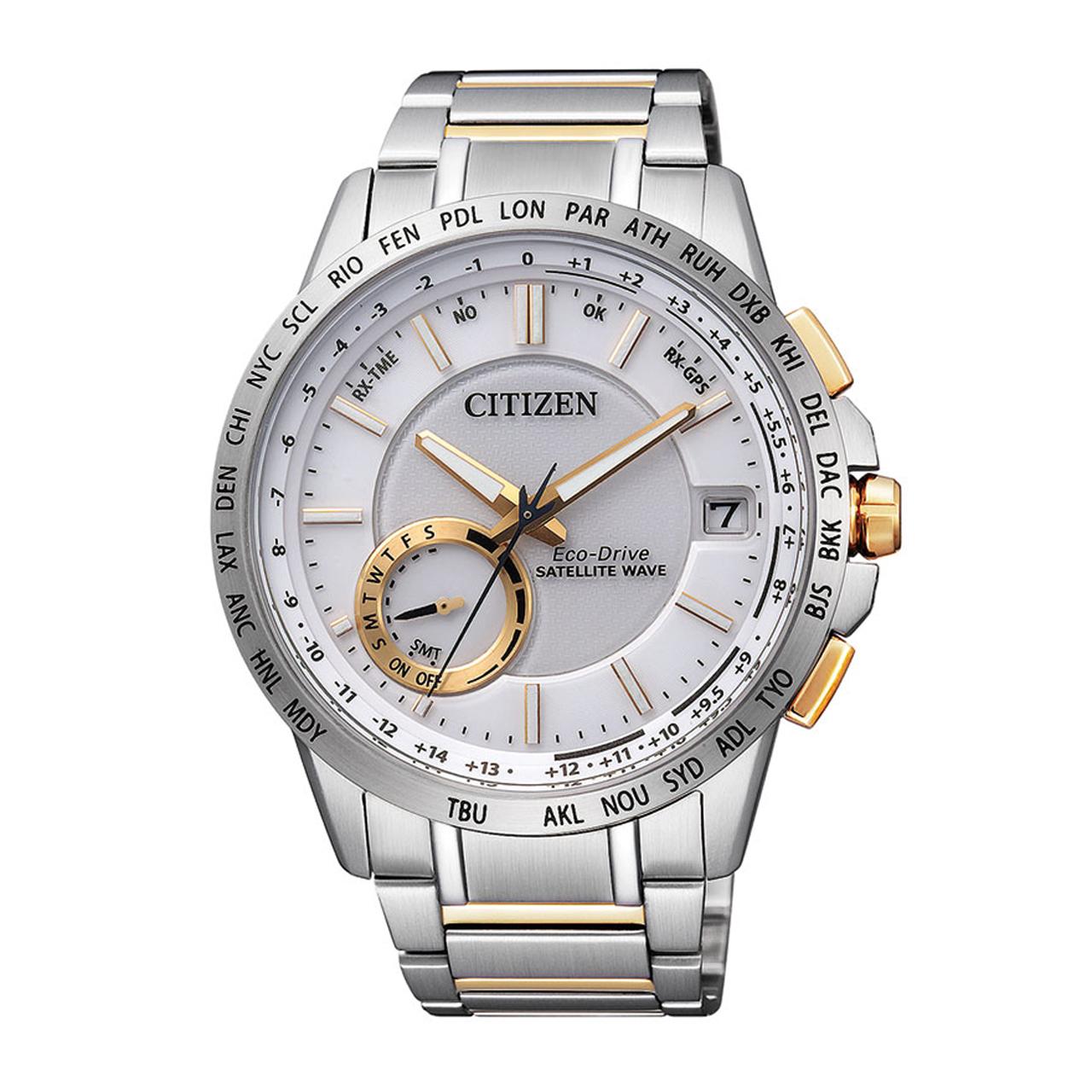 Citizen Elegant Sehr schöne Herrenuhr CC3004-53A
