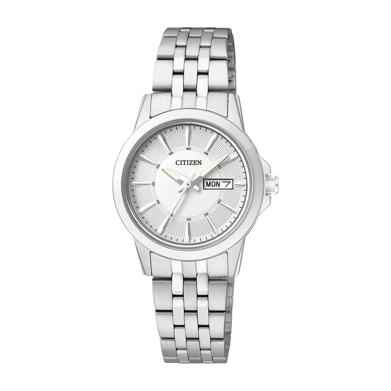 Citizen Basic Damen Armbanduhr EQ0601-54AE