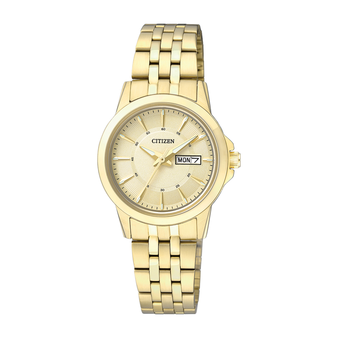 Citizen Basic Damen EQ0603-59PE Armbanduhr