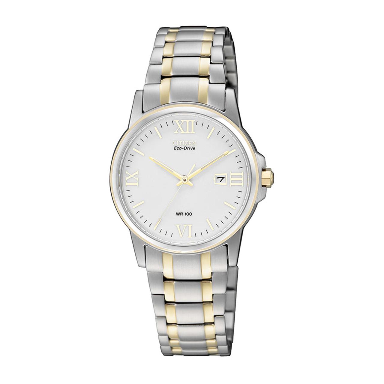 Citizen Elegant Eco Drive Damen EW1914-56A Armbanduhr