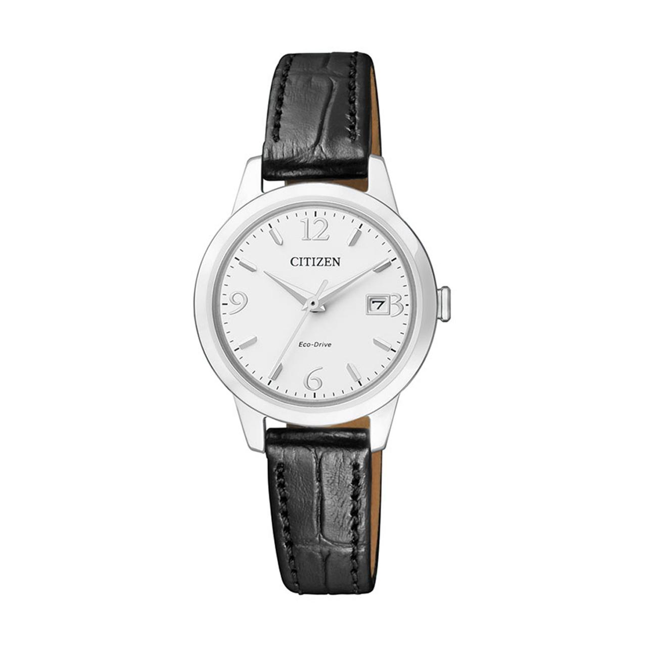 Citizen Elegant Eco Drive Damen EW2230-05A Armbanduhr Saphirglas