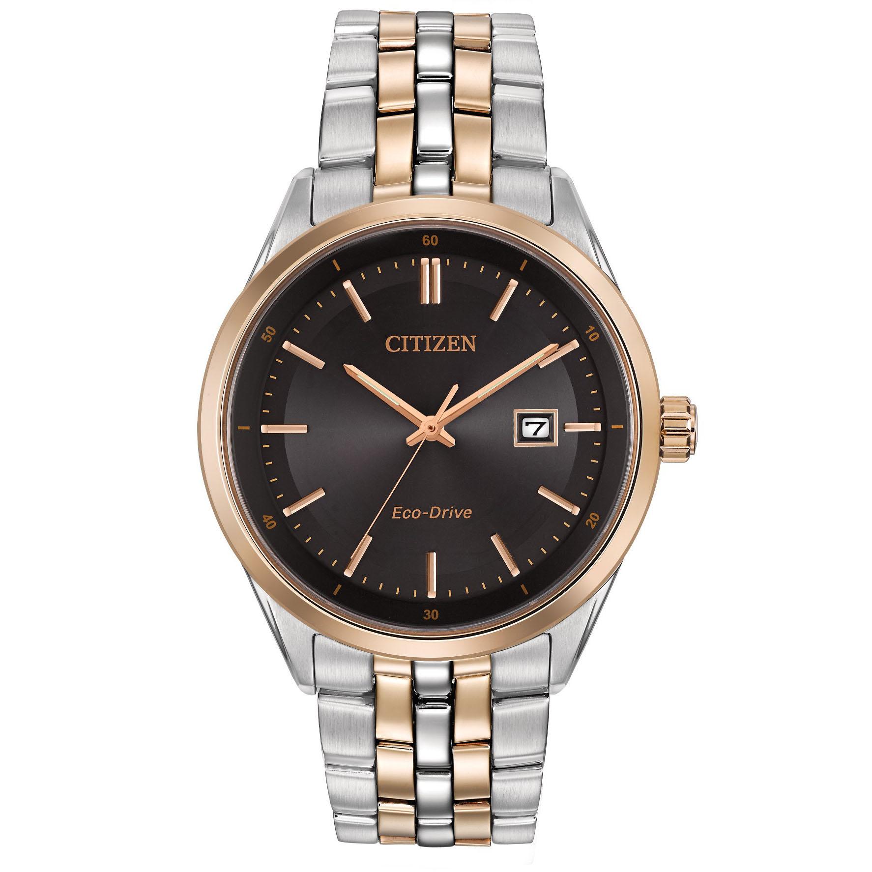 Citizen Elegant Herren Bicolor Uhr BM7256-50E