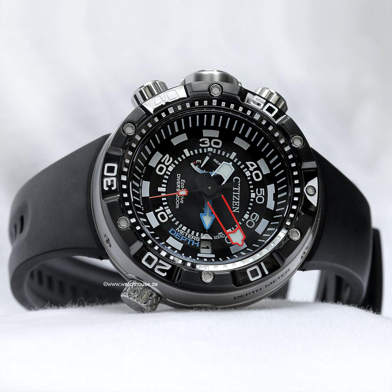 Citizen Promaster Marine BN2024-05E Taucher Sportuhr