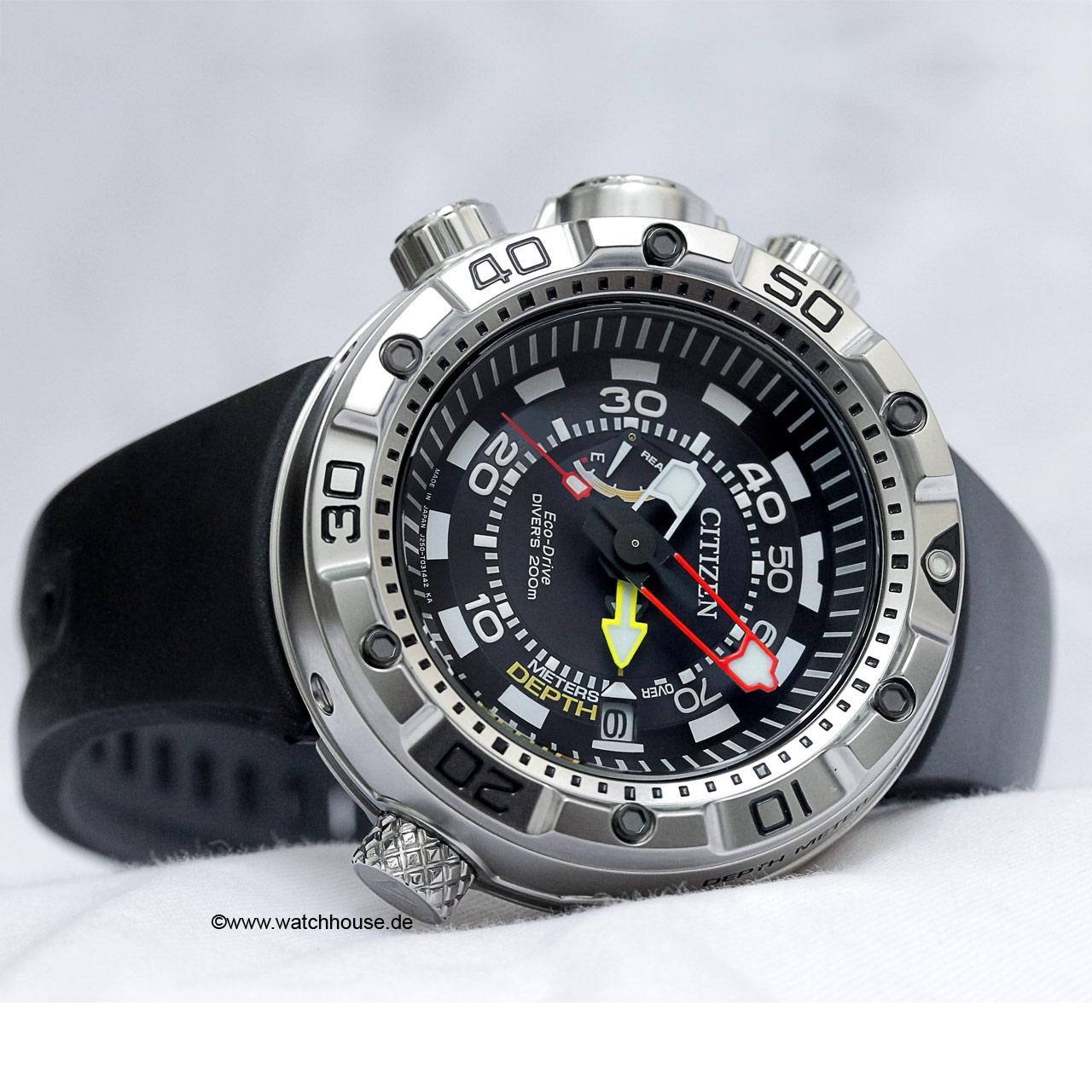 Citizen Promaster Marine BN2021-03E Taucher Sportuhr