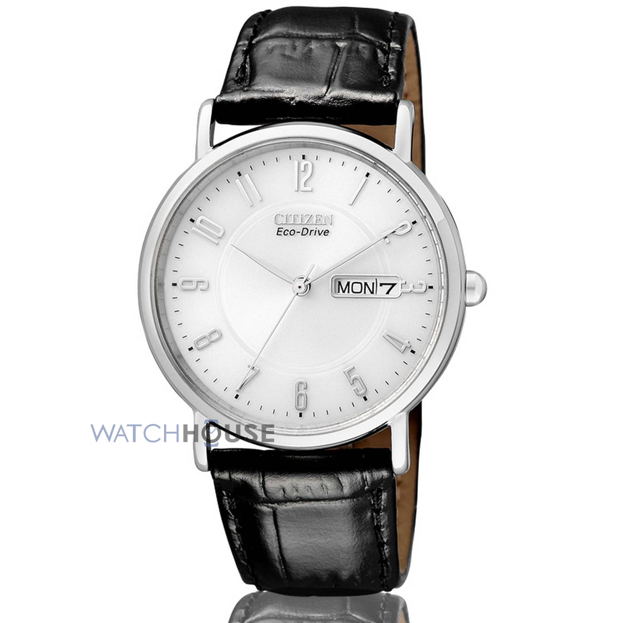 Citizen Elegant Herrenuhr Tag und Datum BM8241-01BE
