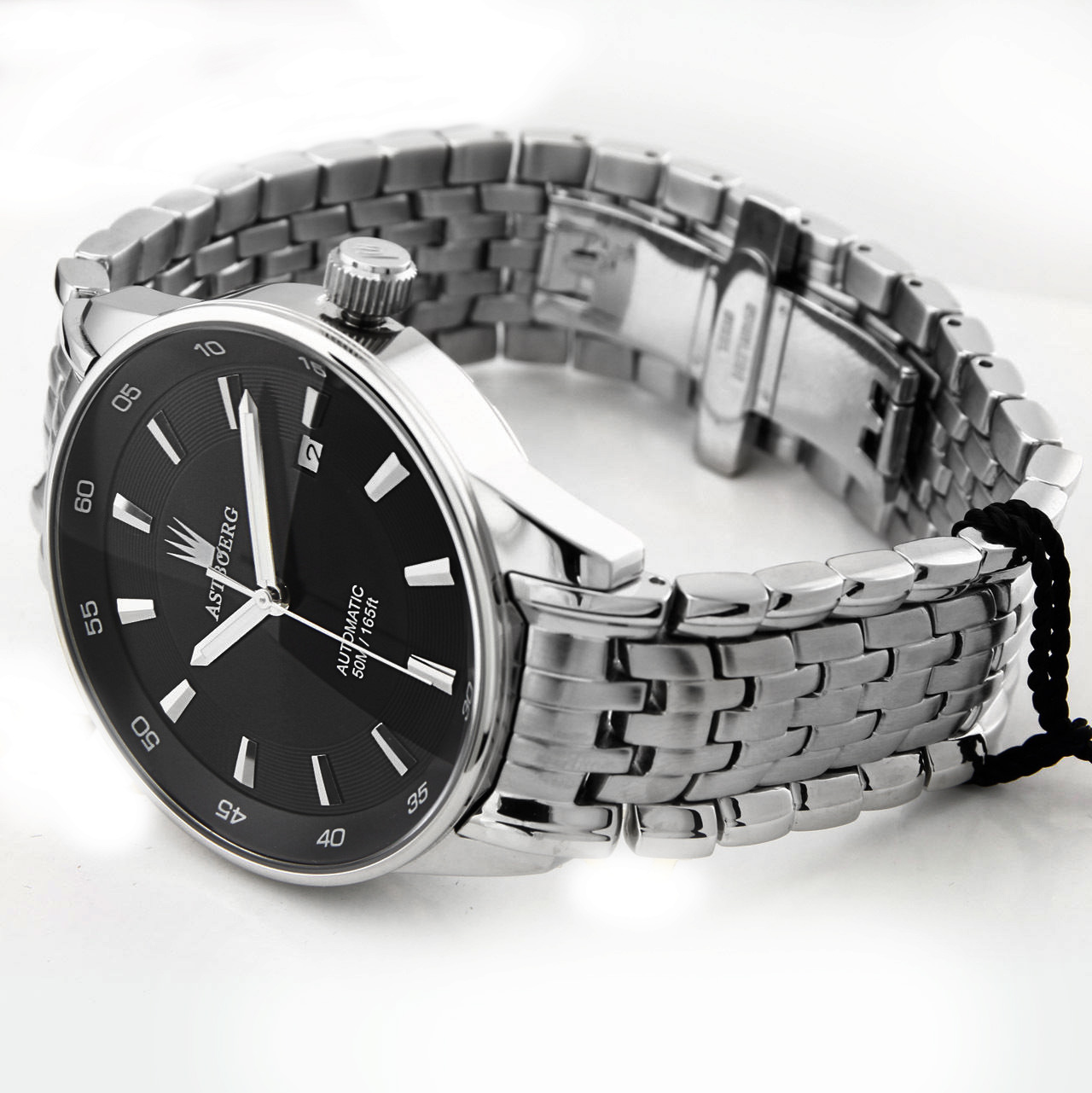 Astboerg Jakarta AT841MS Herren Armbanduhr Automatikuhr