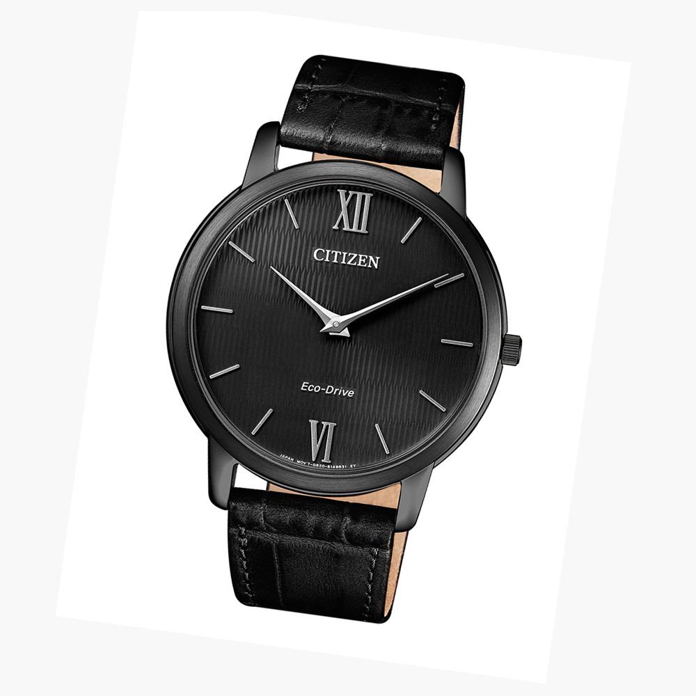 Citizen Elegant AR1135-10E Herren Armbanduhr Eco Drive
