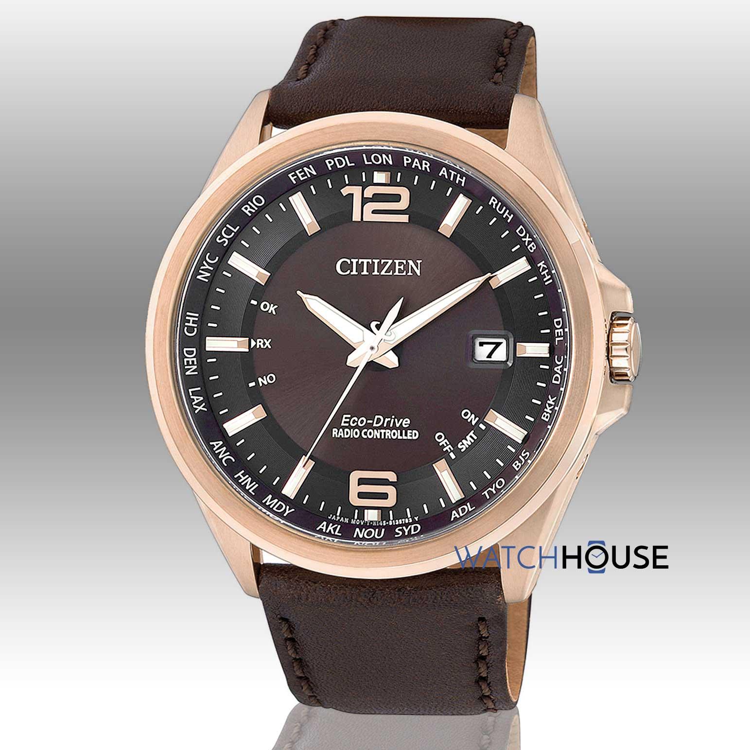 Citizen Elegant Funkuhr für Herren CB0017-03W