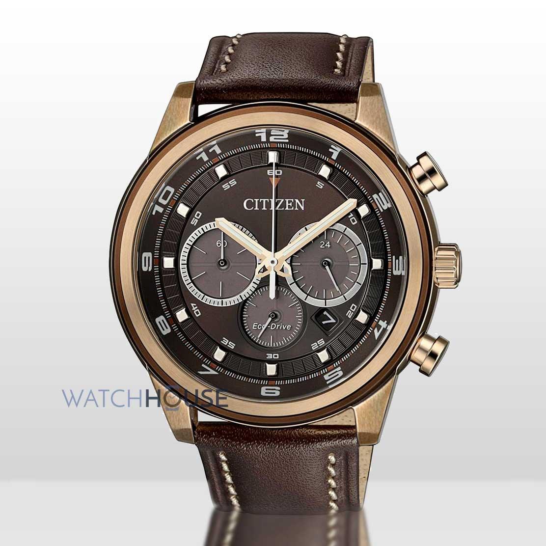 Citizen Sports Herren Chrono CA4037-01W