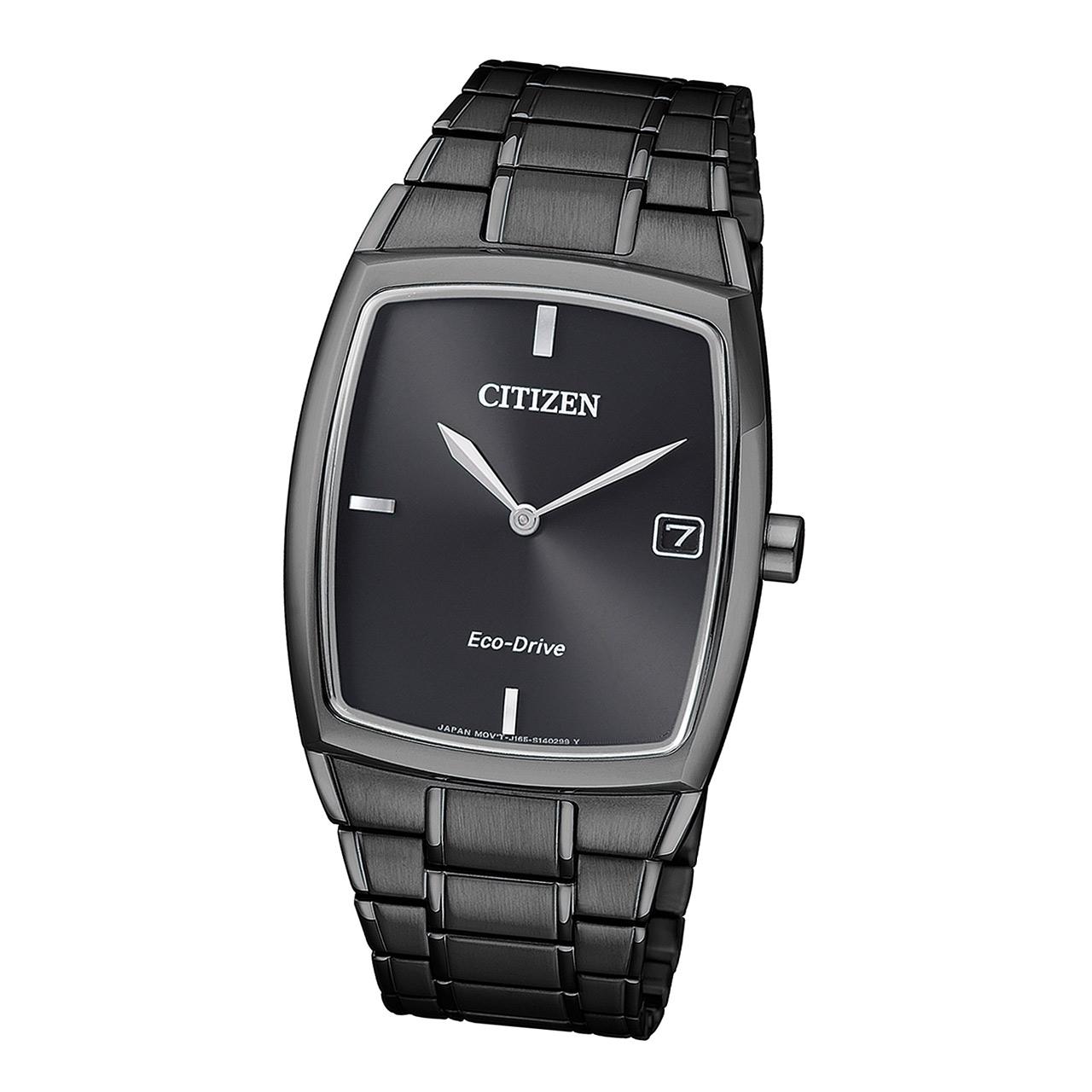 Citizen Elegant AU1077-83H Herren Armbanduhr Eco Drive / Solar
