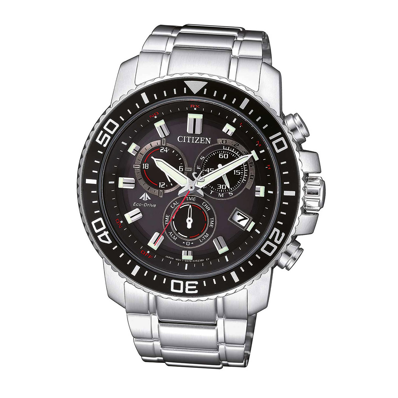Citizen Promaster AS4080-51E Eco Drive/Solar Herren Funkuhr