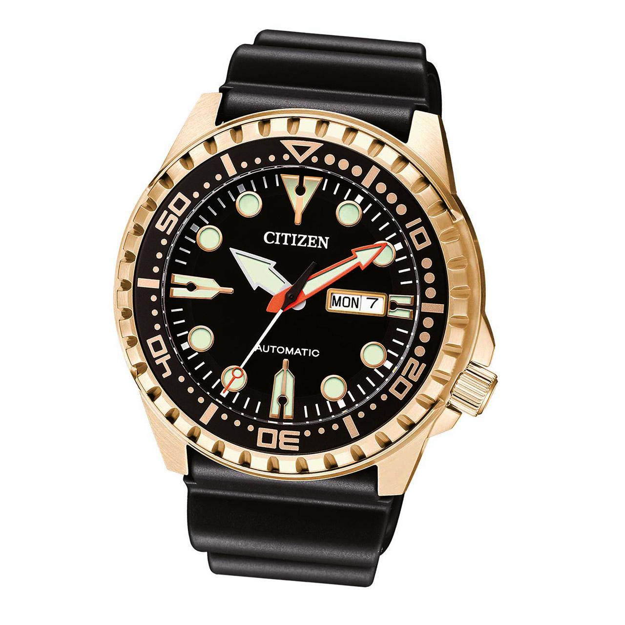 Citizen Sport NH8383-17EE Herren Automatik Armbanduhr
