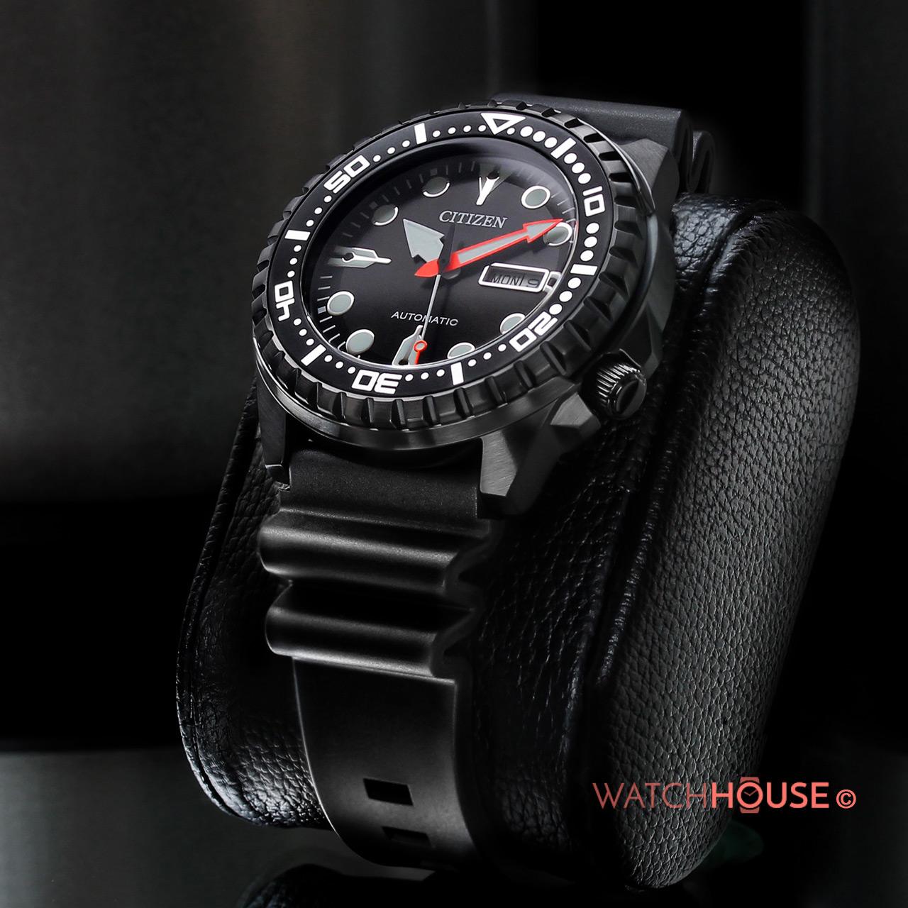 citizen sportuhr nh8385 11ee automatik herren armbanduhr. Black Bedroom Furniture Sets. Home Design Ideas
