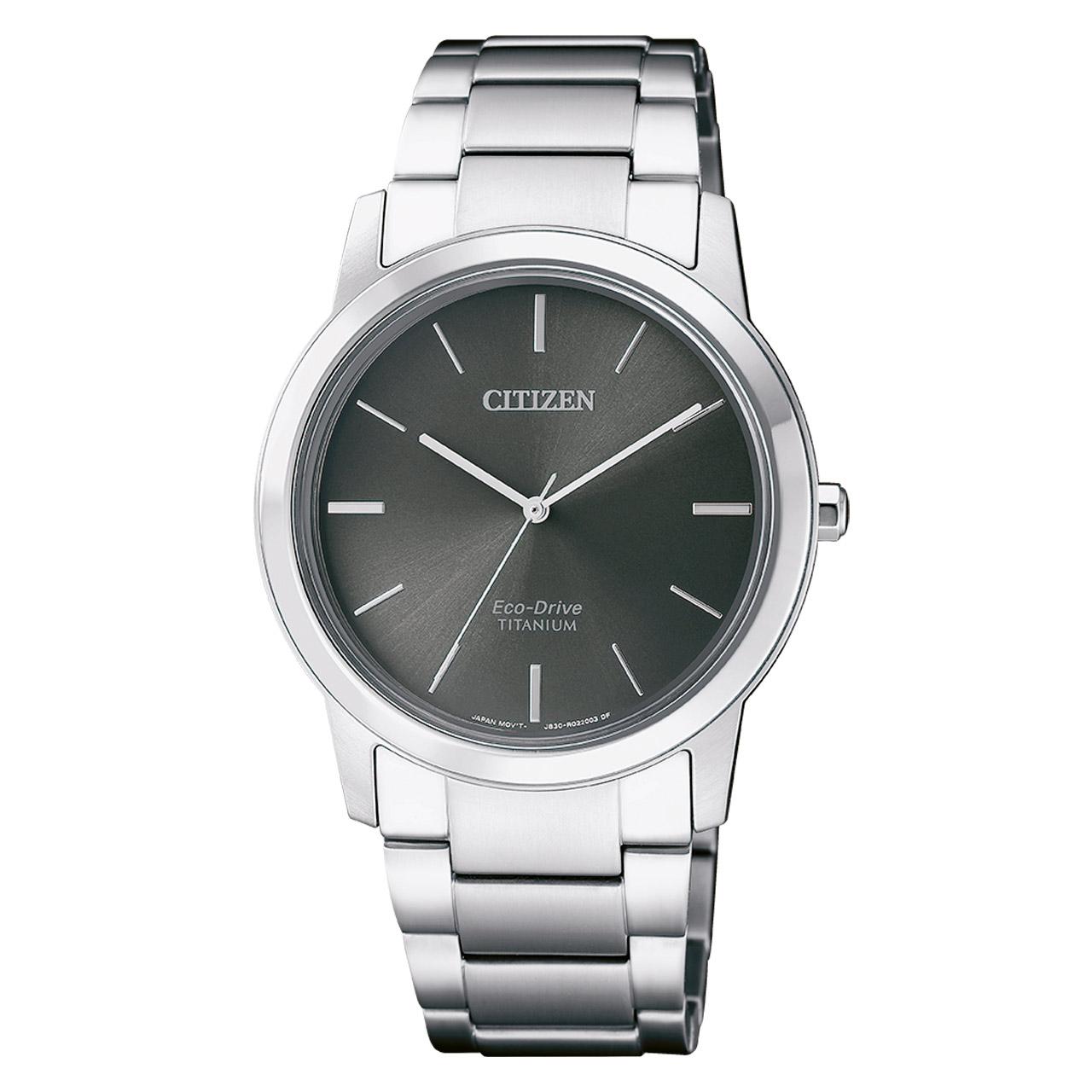 Citizen Super Titanium FE7020-85H Damen Armbanduhr Safirglas